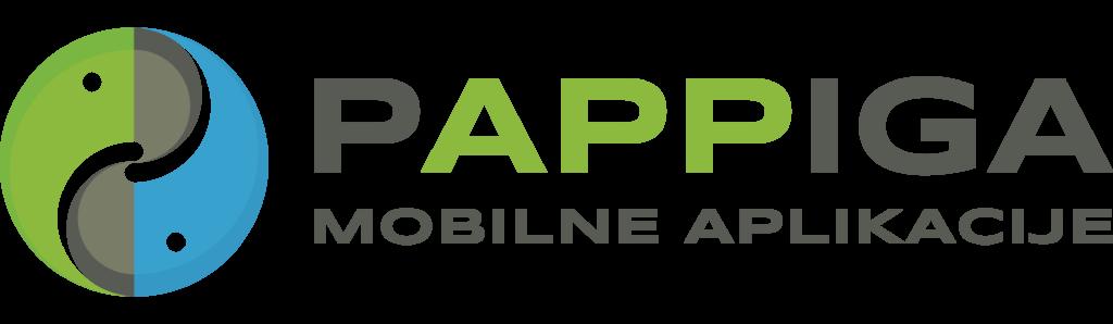Pappiga mobilne aplikacije in spletne strani